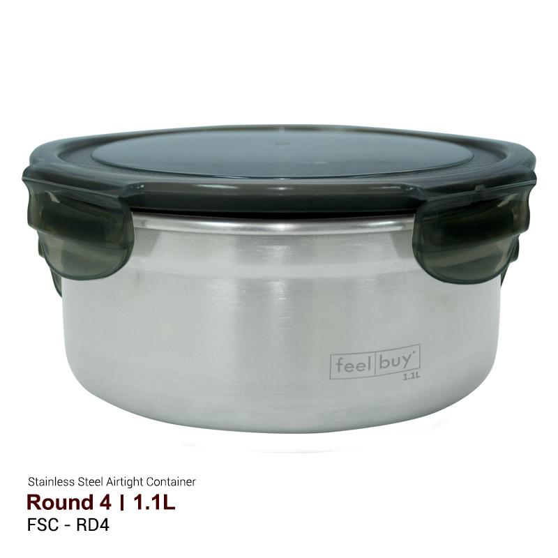 Feelbuy - Food round 1.1 L