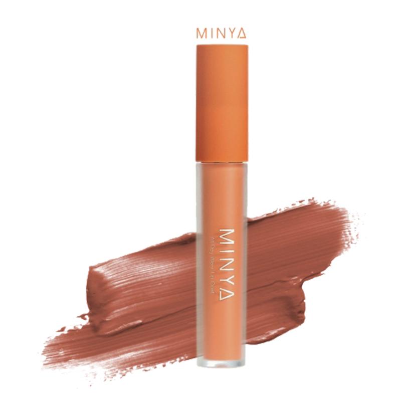 MINYA All Day Wear Lip Coat Morning Latte