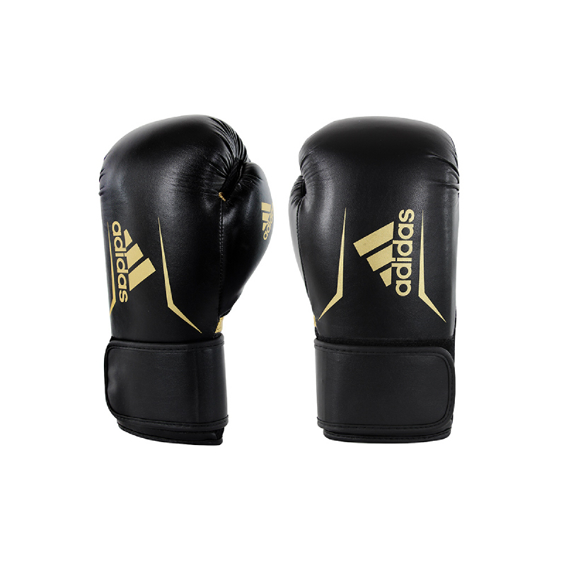 Adidas Combat Speed 100 Boxing Glove New Black Gold