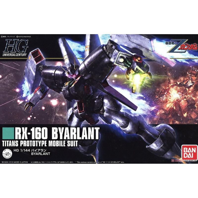 Gundam HGUC 1-144 Byarlant