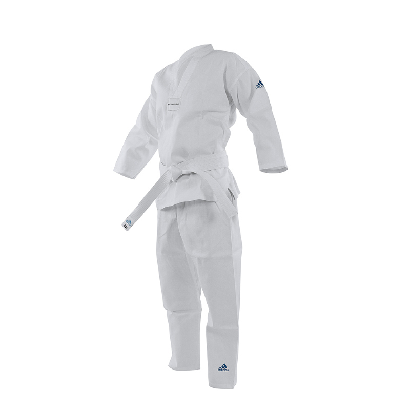 Adidas Combat Adi Start White Vneck