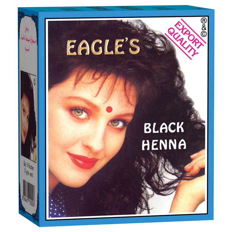 Eagle's Henna Hair Dyes Black