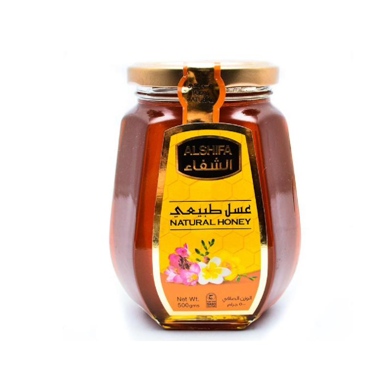 Al Shifa Madu Natural 500G