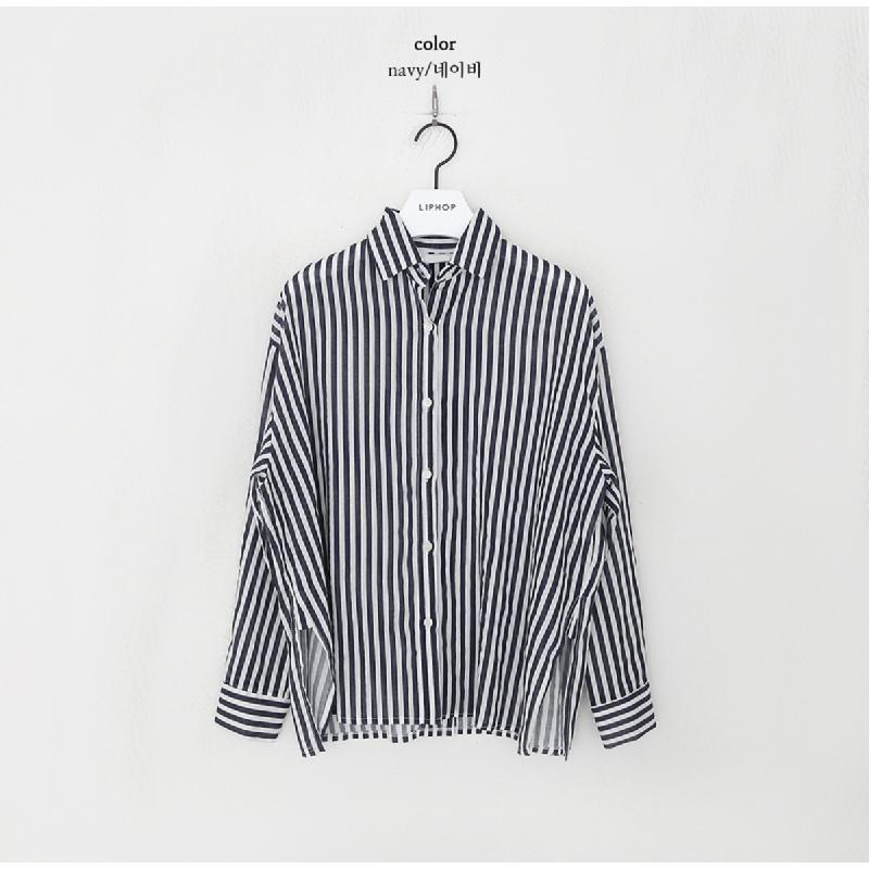 Lucky Shirt Navy