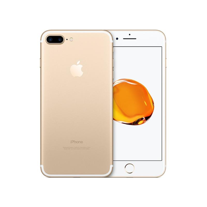 iPhone 7 Plus 128GB Gold Bundling Indosat 150rb Perbulan (1thn)