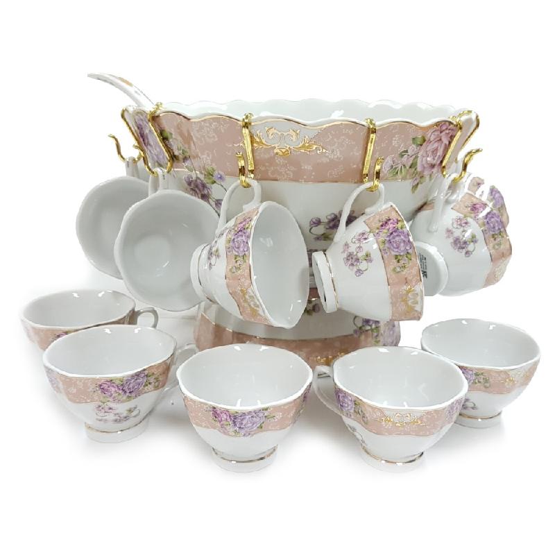 Vicenza Tableware B410 Bowl Set B410 Magnolia