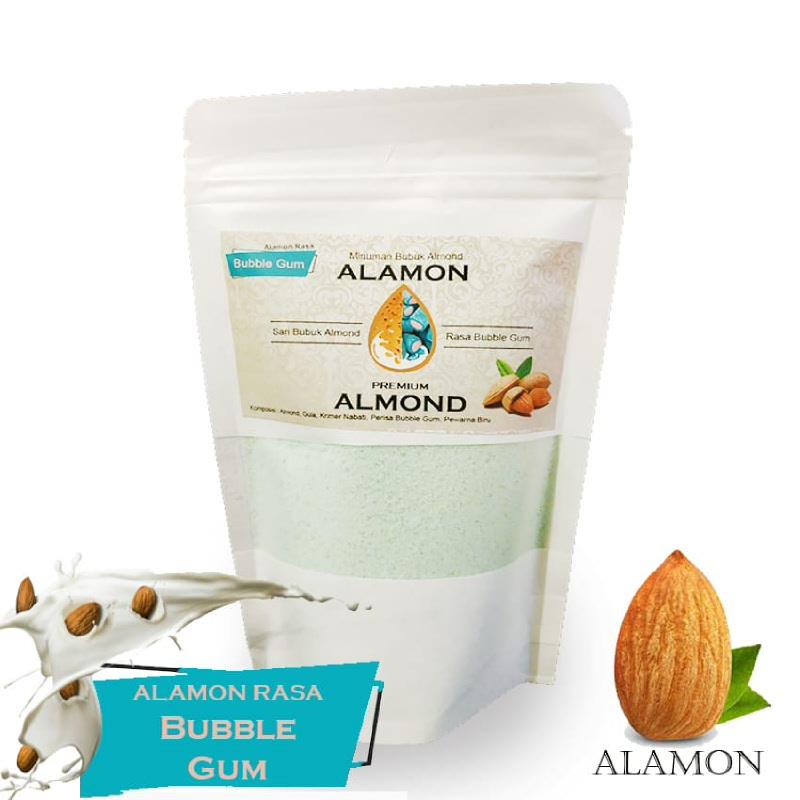 Alamon Milk Rasa Bubblegum