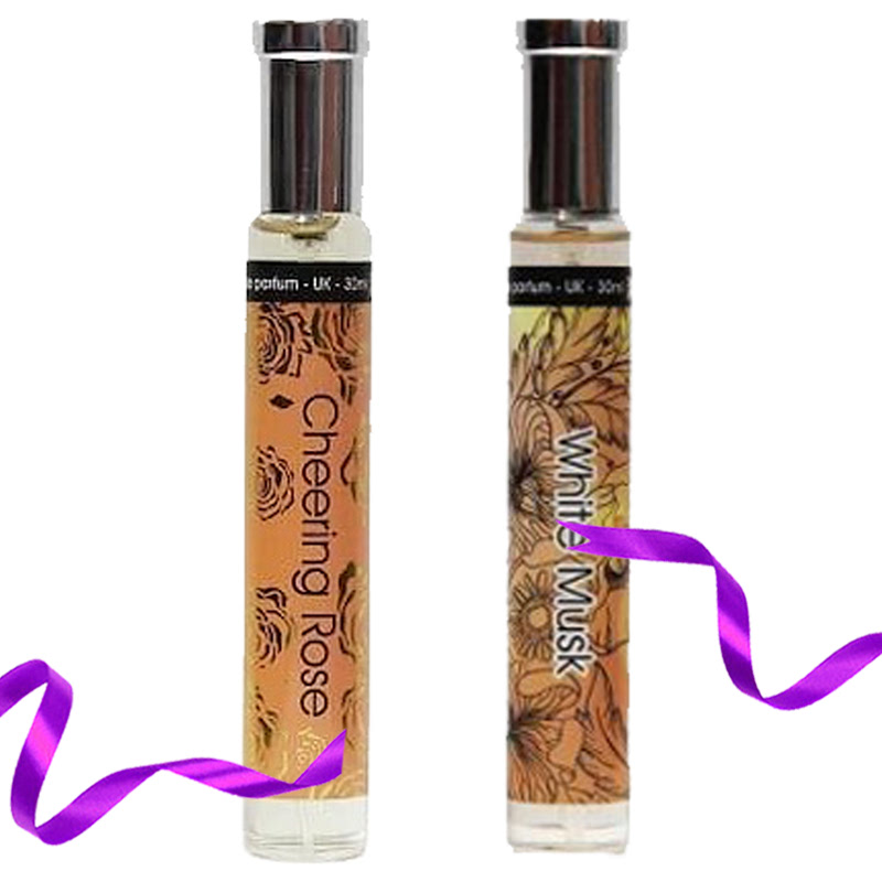 Alyxir Eau De Parfum Cherring Rose + Alyxir Eau De Parfum White Musk