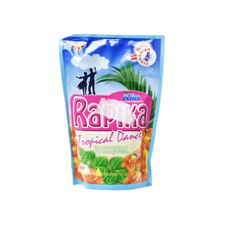 So Klin Pelicin Pakaian Rapika Tropical Pouch 425Ml