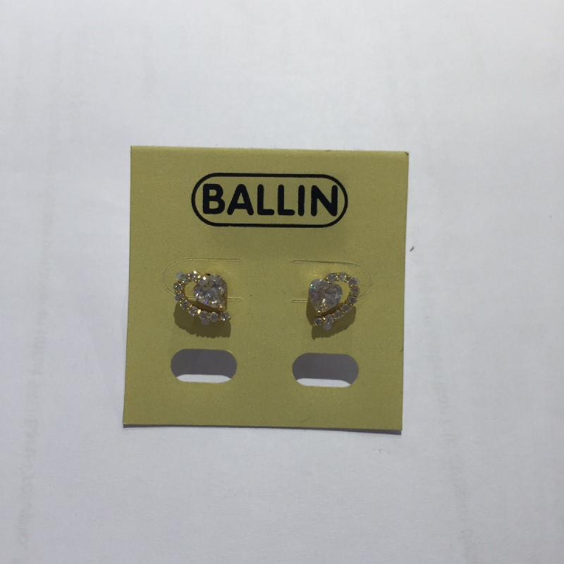 Ballin Women Earing YW-E12321G Gold