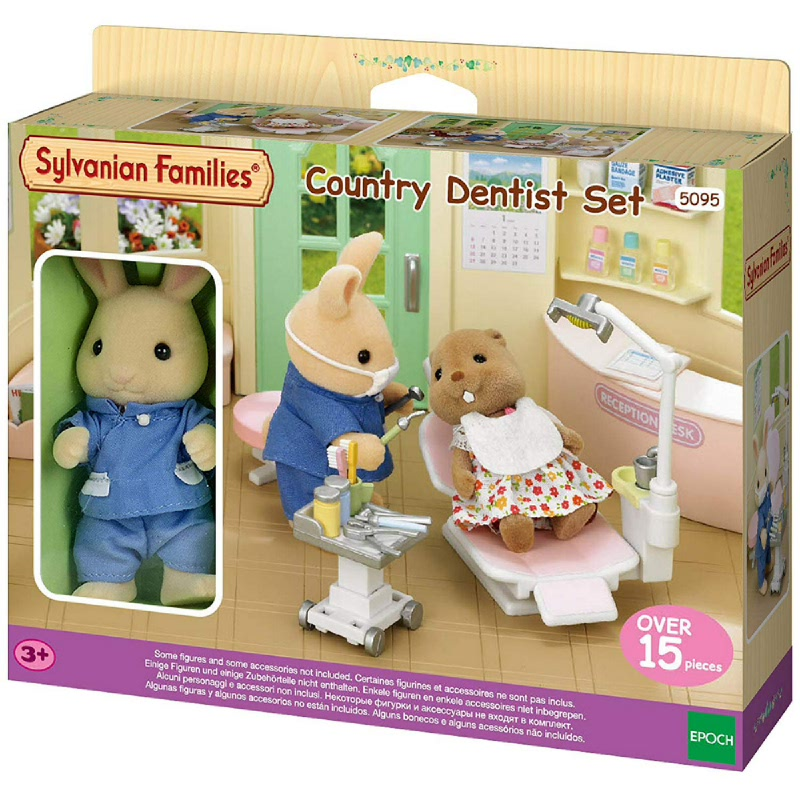 Sylvanian Families Country Dentis Set ESFX50950