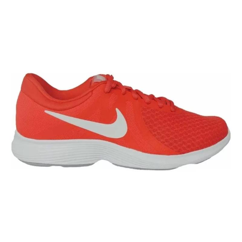 NIKE Wmns Nike Revolution 4 Ember Glow White Pink 908999-800