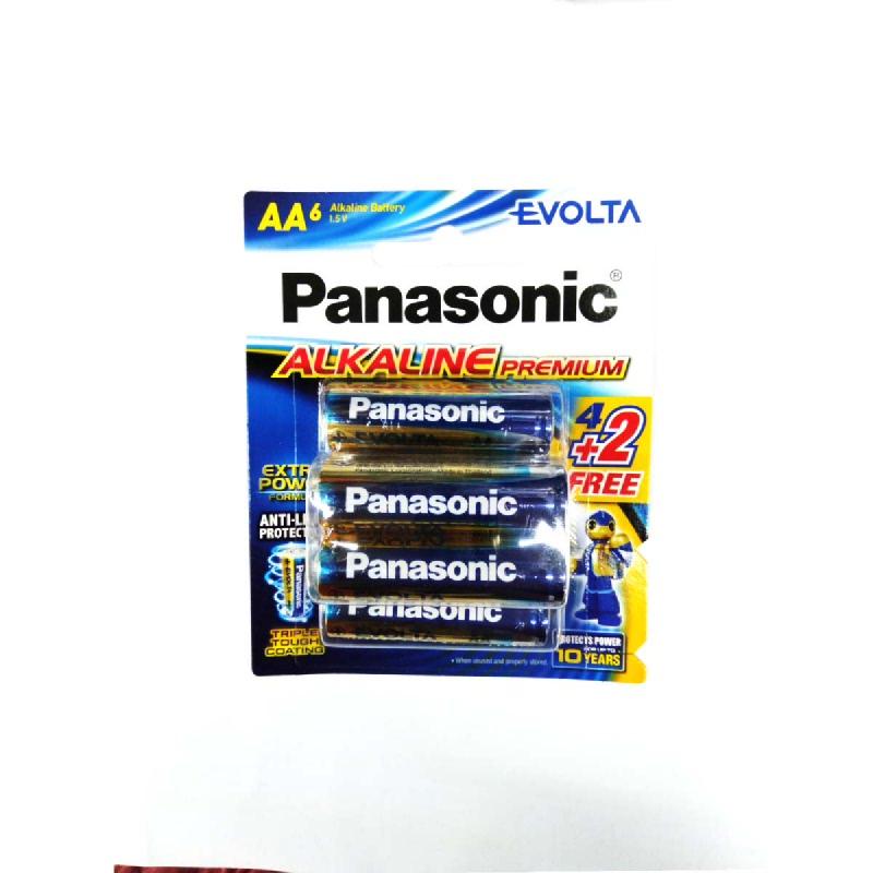 Panasonic Baterai LR06 6B2F
