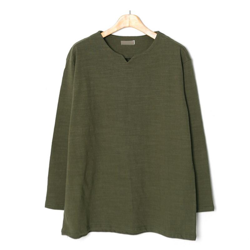 V-Cut Slav T-Shirt KH