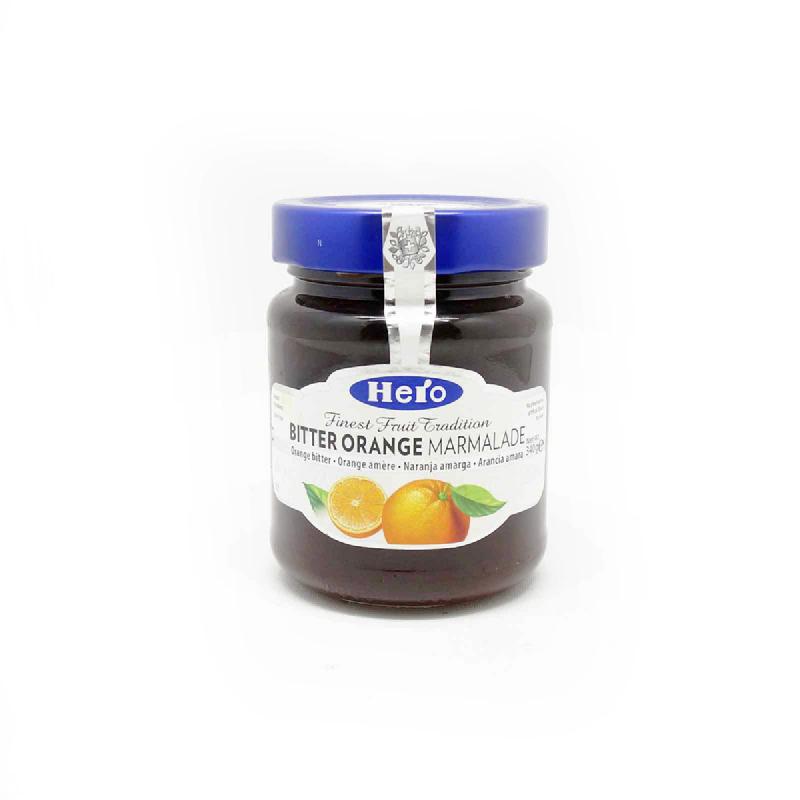 Hero Orange Marmalade Jams 340 Gr