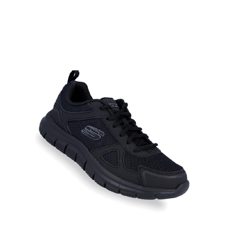 Skechers Track Men Running Shoes Black
