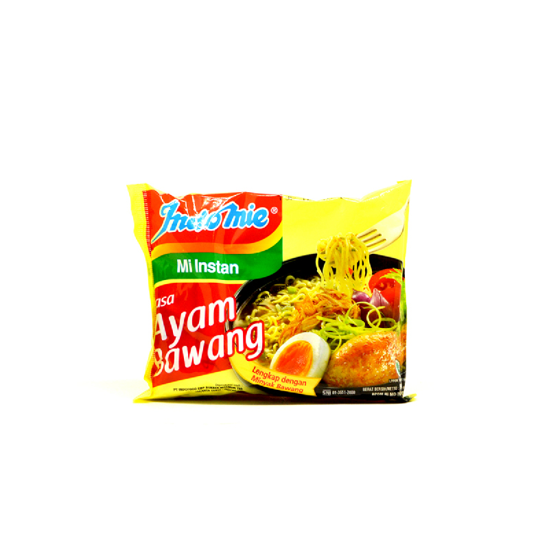 Indomie Mie Instan Ayam Bawang 69 Gr