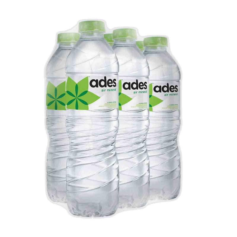 Ades Air Mineral 600 Ml (Get 6)