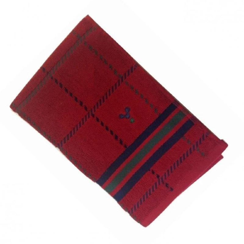 Yawaragi Puro Handuk Mandi Besar - Merah