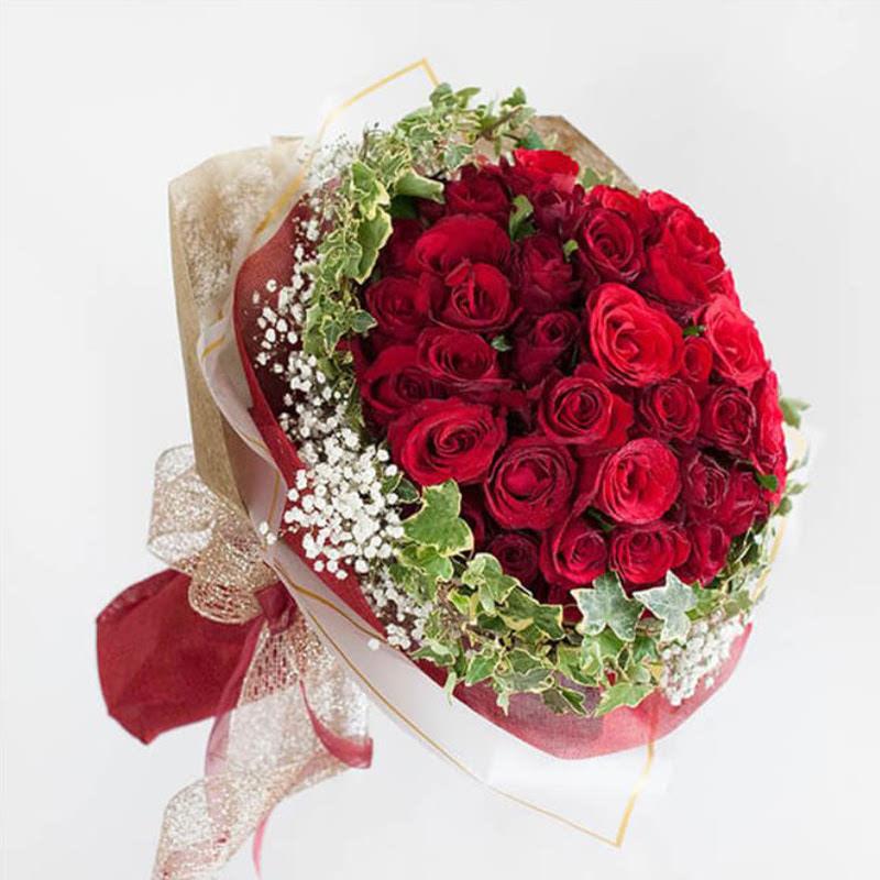 Flower Advisor - Lovely in Red