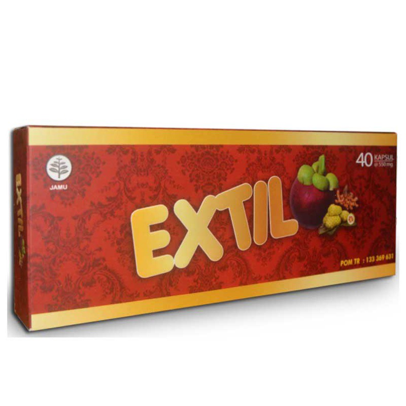 Extilo (40 Butir)