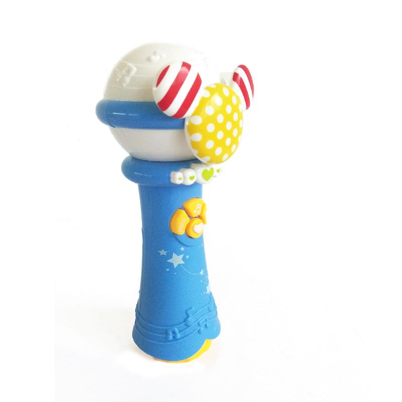 Ocean Toy Melody Microphone Biru