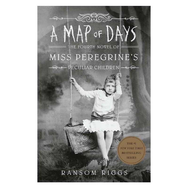 A Map of Days (Miss Peregrines Peculiar Children)