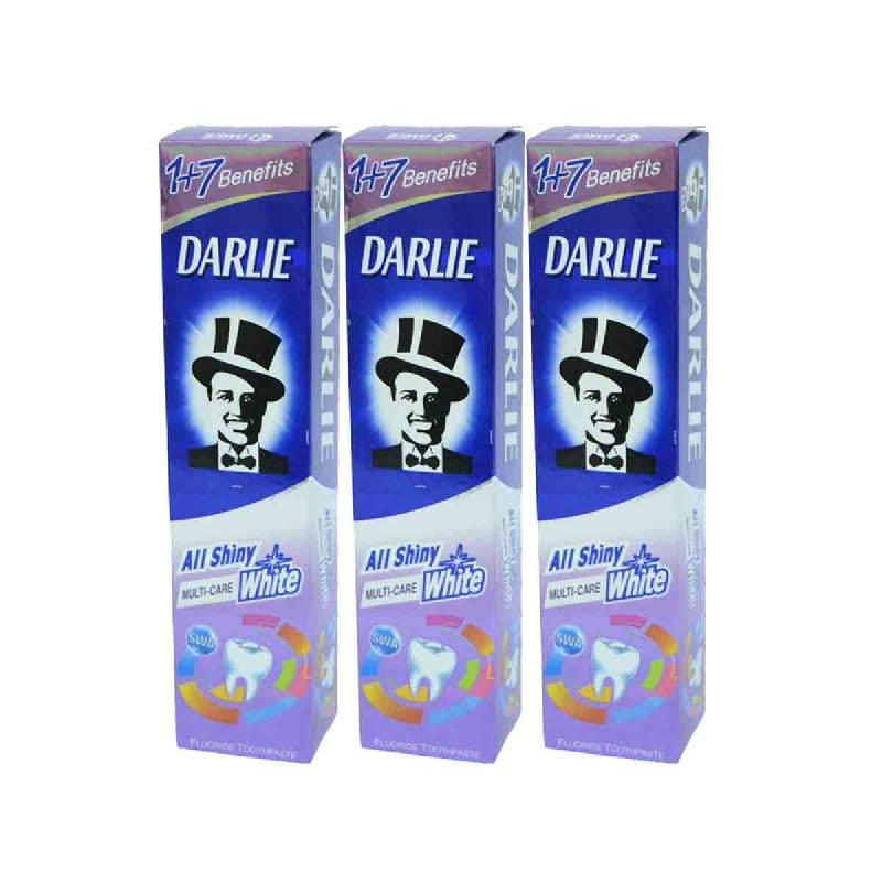 Darlie Pasta Gigi Allshiny Multicare White 140Gr (Buy 2 Get 1)