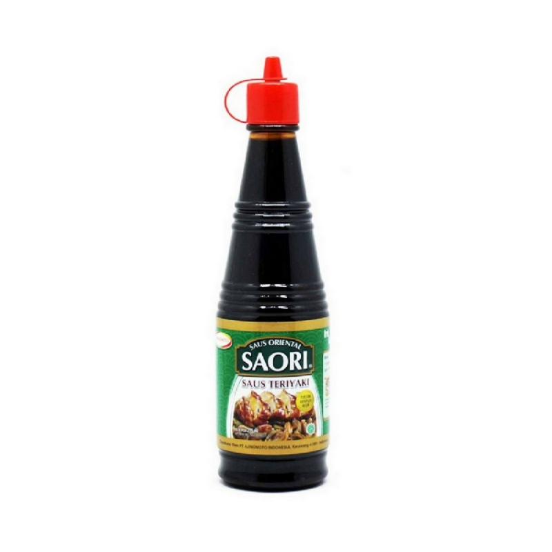 Saori Saus Teriyaki Botol 275Ml