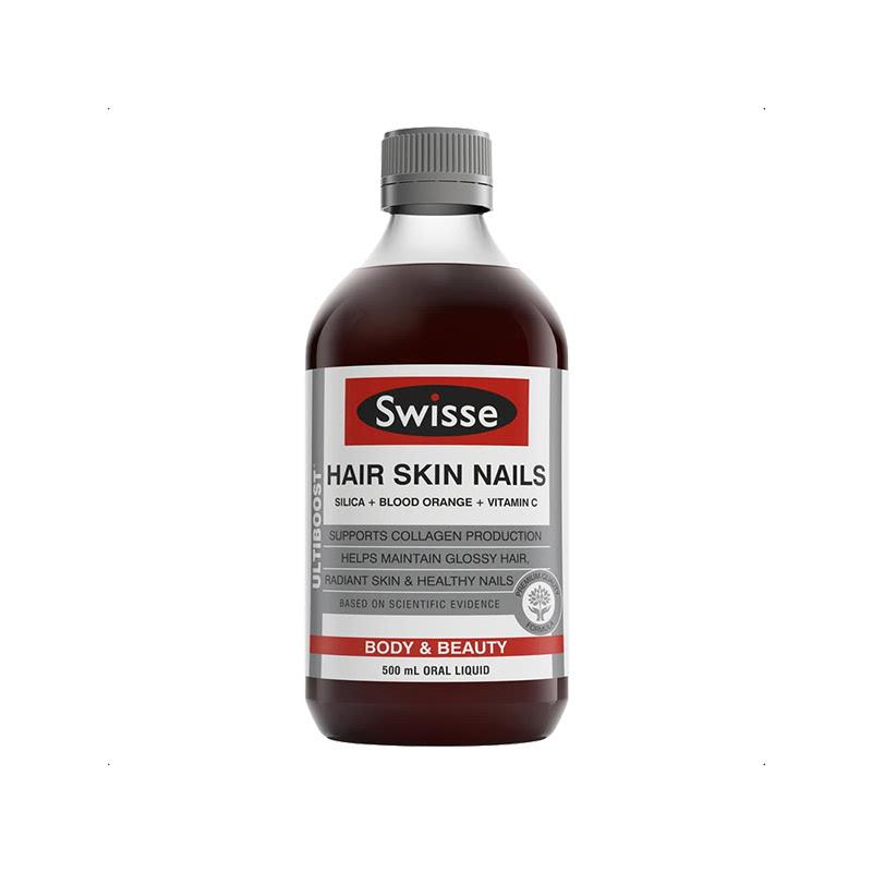 Swisse Ultiboost Hair Skin Nails liquid 500ml