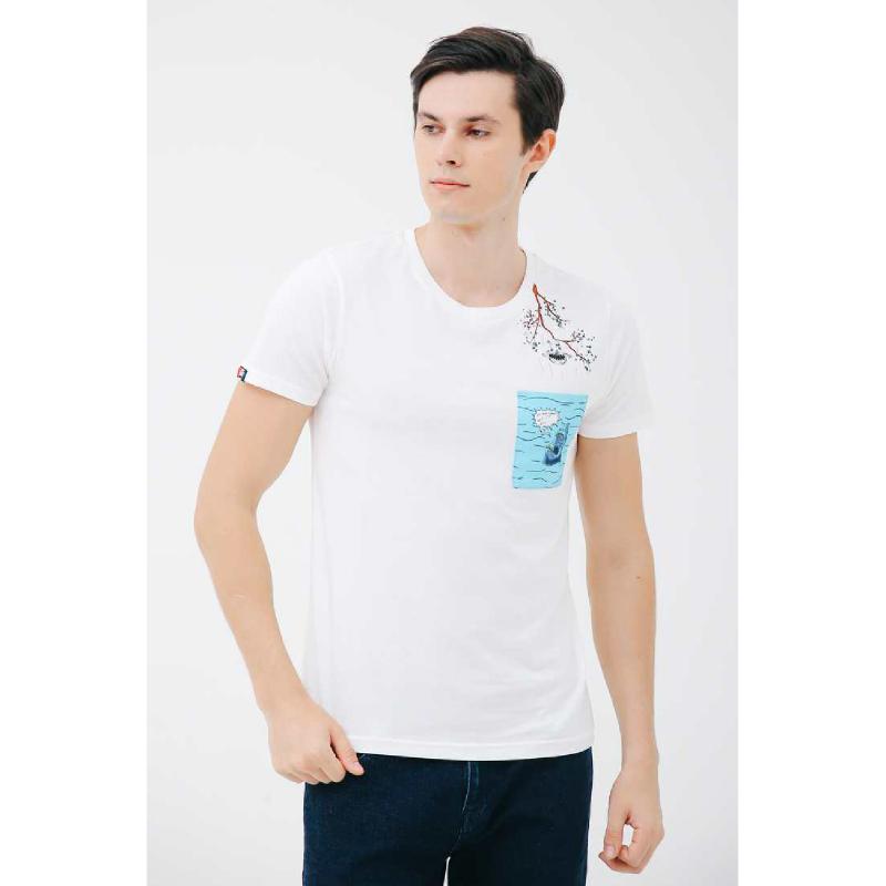 3Second Men Tshirt 1201