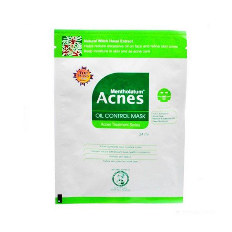Acnes Oil Control Mask 24Ml