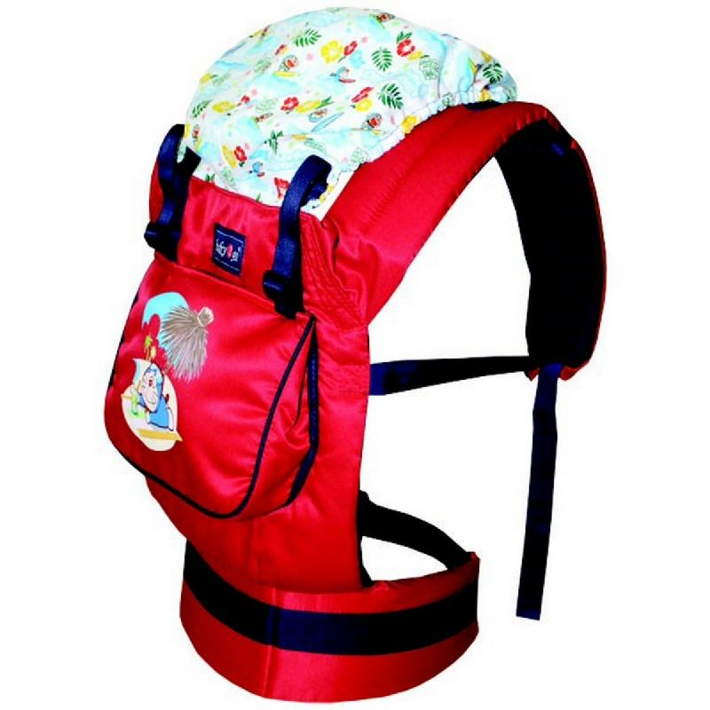 Baby2go Baby Carrier Doraemon 2B2G4102 Merah