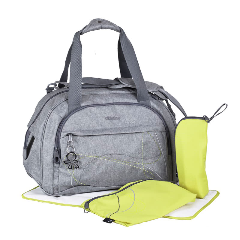 Okiedog Shuttle Urban Melange Grey