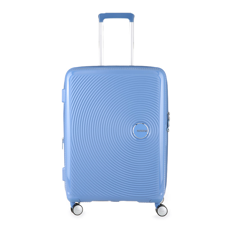 American Tourister Curio Spinner 69-25 Tsa AO8081002 Denim Blue