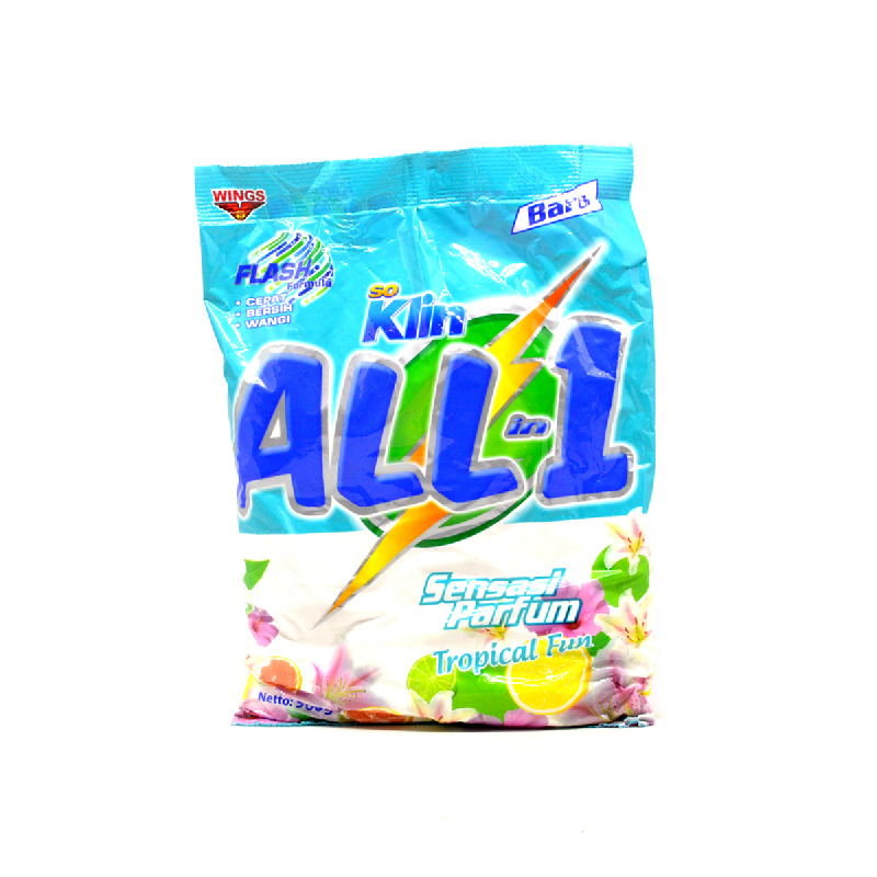 So Klin Detergent All In 1 Tropical Blue