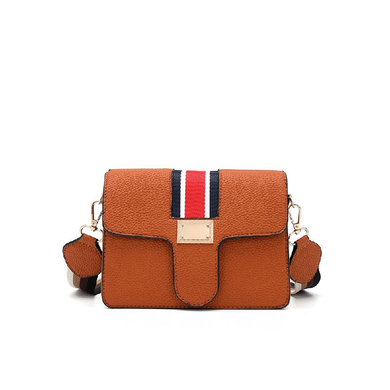 GYKACO Tas Selempang Wanita - Benita Brown - Fashion Sling bag (Import)