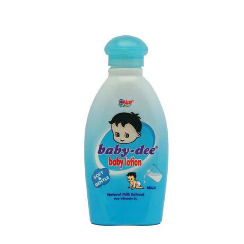Baby Dee Body Wash & Shampoo Botol Milk 100 Ml