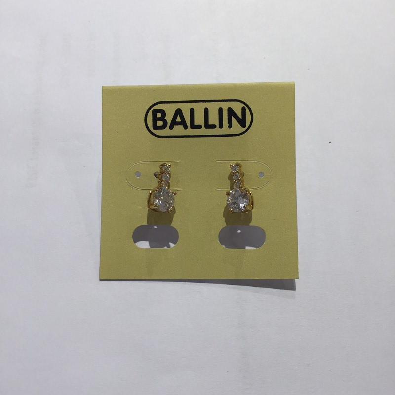 Ballin Women Earing YW-E12442G Gold