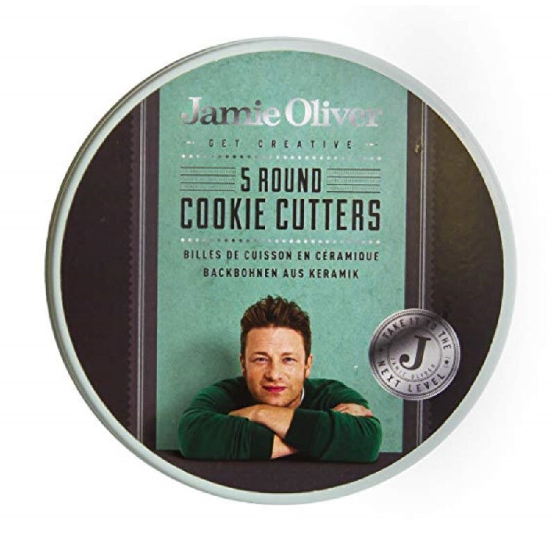 JO ROUND COOKIE CUTTERS SET