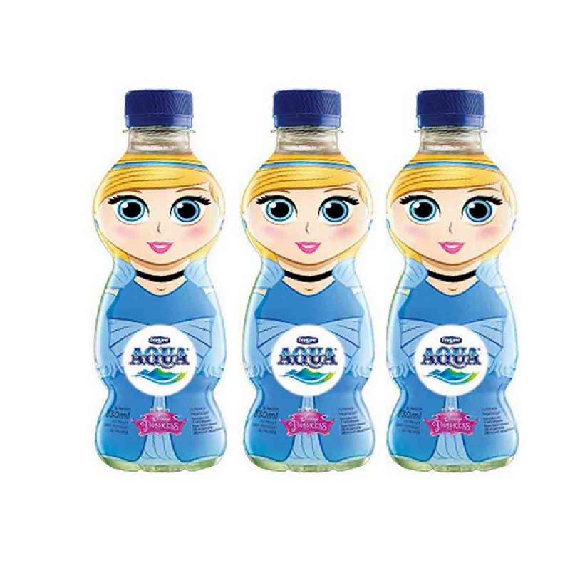 Aqua Air Mineral Kids Princess 330 Ml (Buy 2 Get 1)