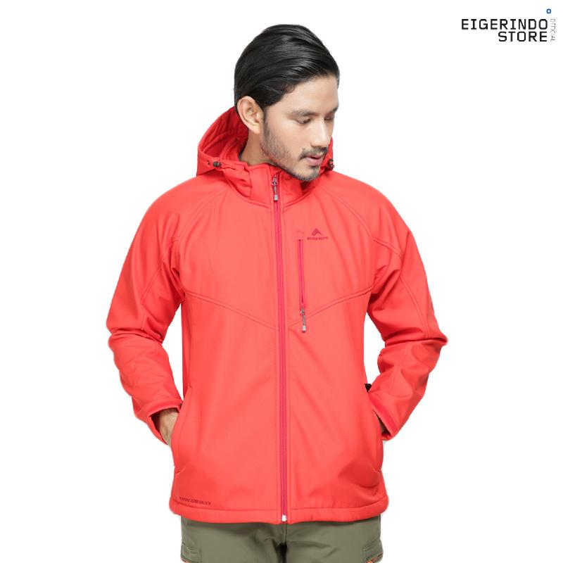 Eiger Arrowood Jacket - Red