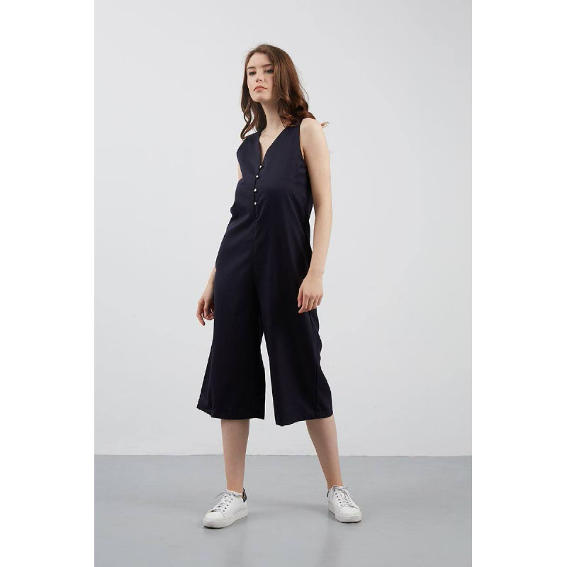 Cimera Jumpsuit In Navy