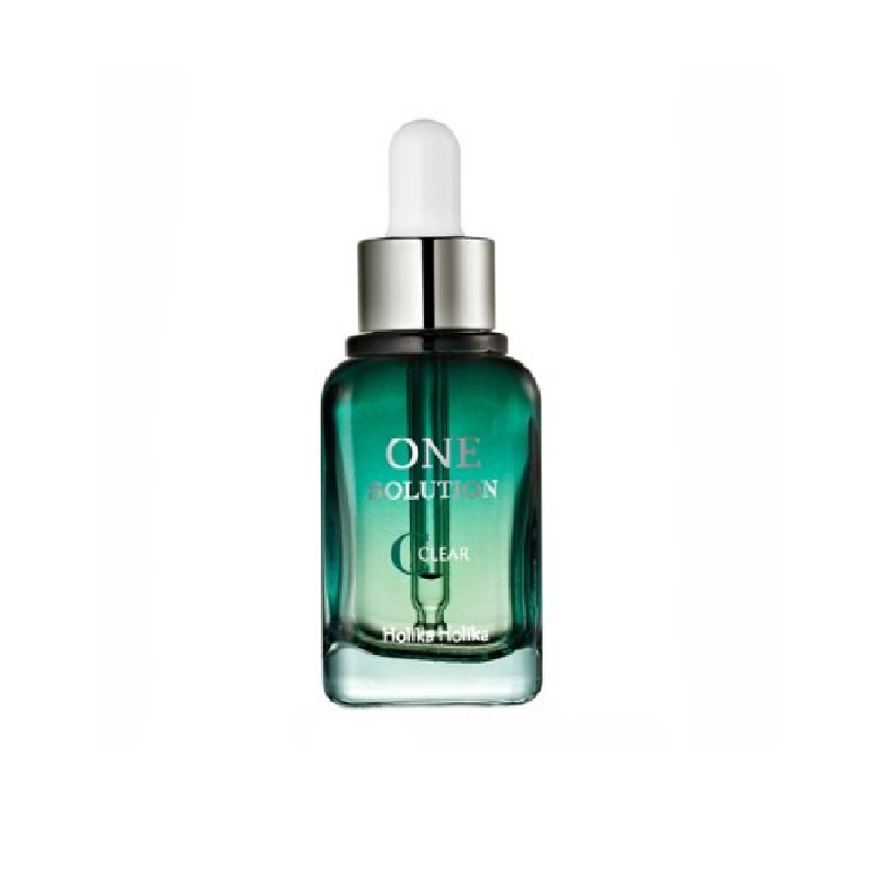 One Solution - Clear Ampoule