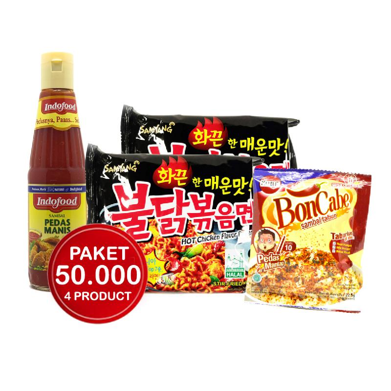 Lotte Mart Paket Easy Meal 2 Rp.50.000