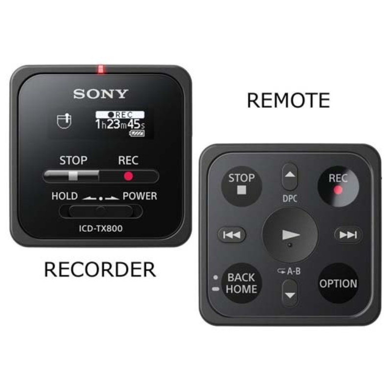 Sony Voice Recorder ICD-TX800