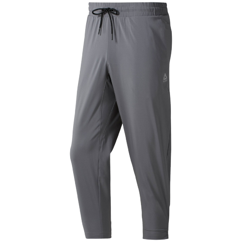 Reebok Work Out Ready Woven Men Training Pant Grey