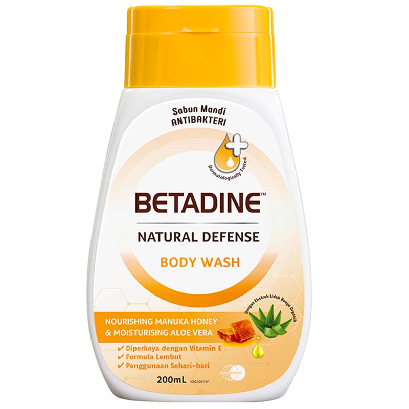 BETADINE™ Body Wash Manuka Honey 200ml