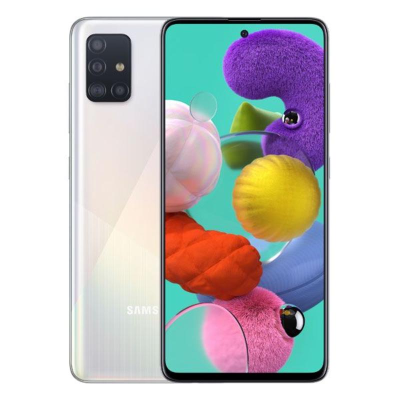 Samsung A51 (6-128GB) Prism Crush White