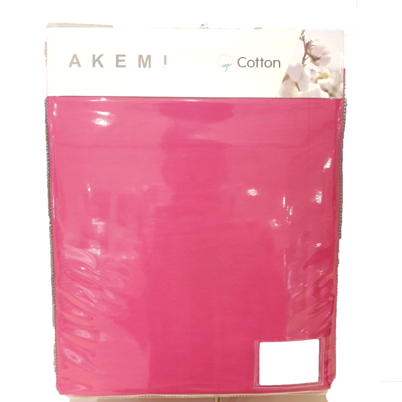 Akemi Cotton Select Colour Array Collection SSFS 120x200 Fushia